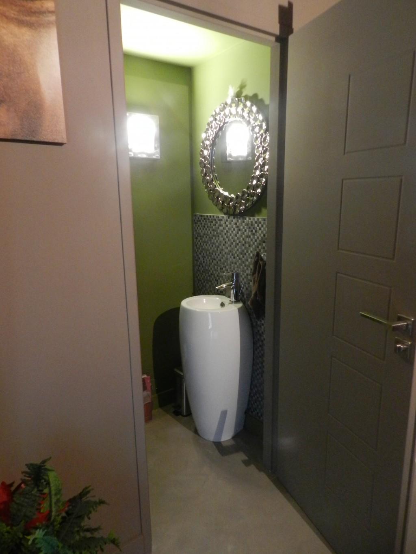 toilettes Chaponost